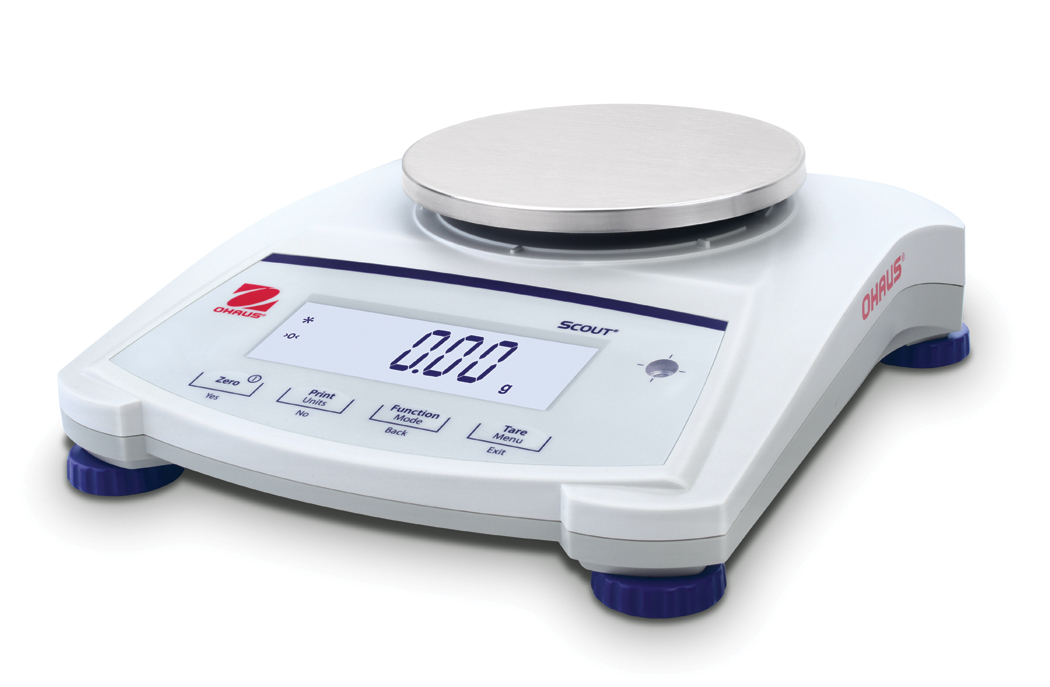 Ohaus Scout Jewellery SJX622 620g x 0.01g Portable Balance With Internal Calibration